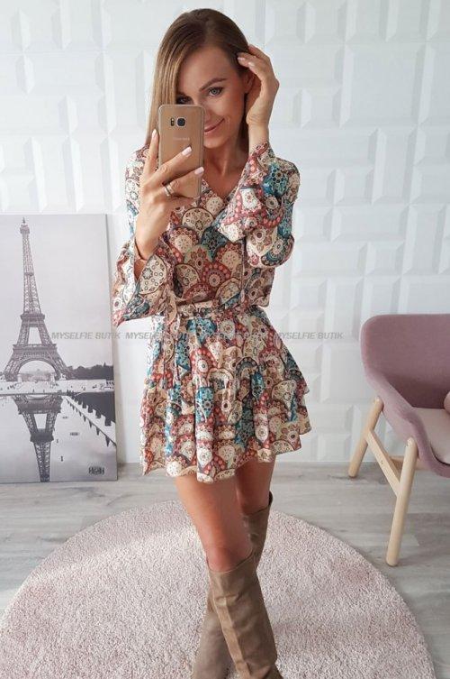 Sukienka ARIZONA boho