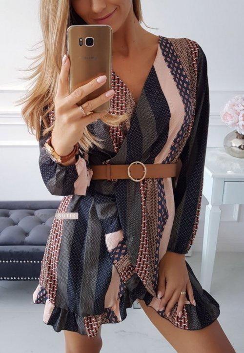 Sukienka SEPTEMBER wzory