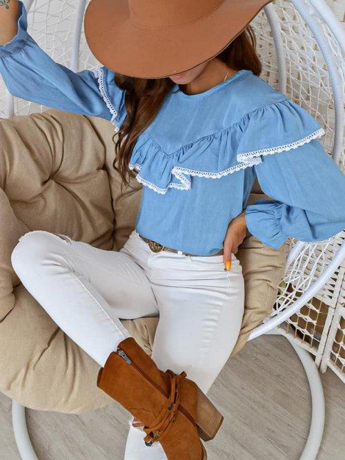 Bluzka PRETA boho jeans