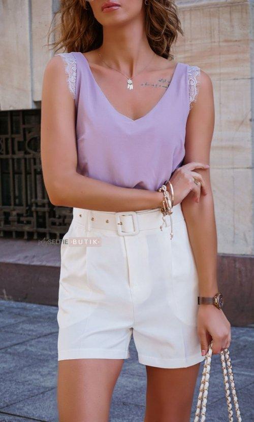 Top Vanessa lilac