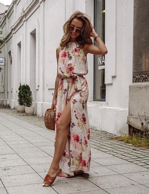 Sukienka AGNES flowers