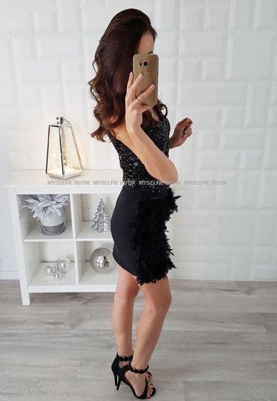 Spódnica MIKA czarna 3