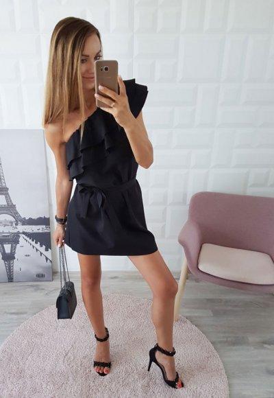 Sukienka BELLA czarna