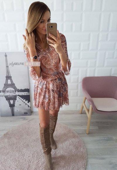 Sukienka ESTER wzory
