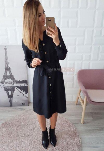 Sukienka MONA czarna