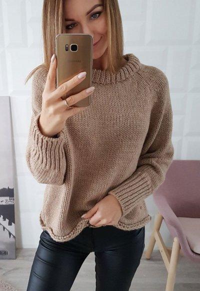Sweter VERONA beż