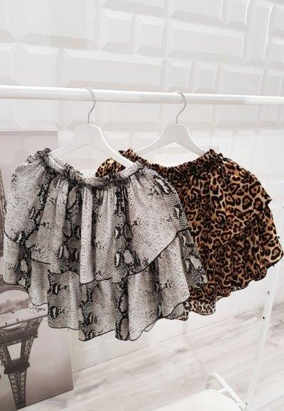 Spódnica SAMBA wężowy print