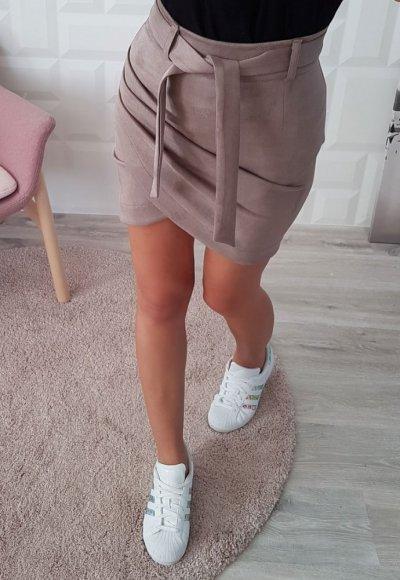 Spódnica KIMM mocca