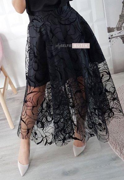 Spódnica TONYA czarna