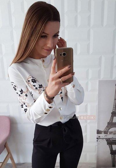 Koszula CORIN biała