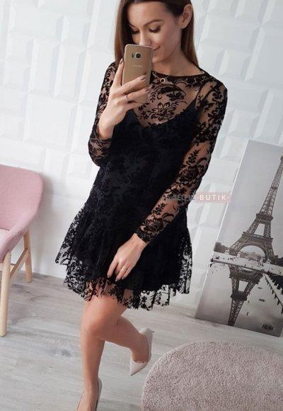 Sukienka MODEA czarna