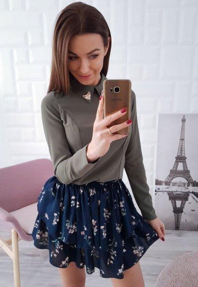 Bluzka OSLEY khaki