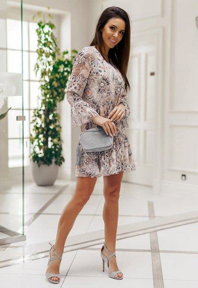 Sukienka SYNTHIA wzory