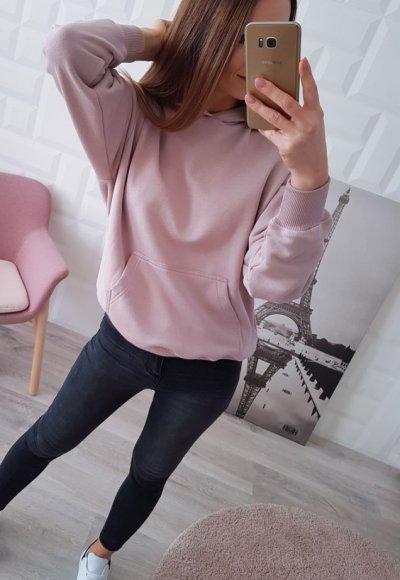 Bluza INEZ różowa