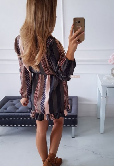 Sukienka SEPTEMBER wzory 2