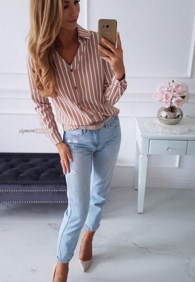Koszula POLO stripes 1