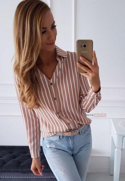 Koszula POLO stripes 2