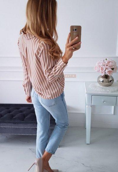 Koszula POLO stripes 3