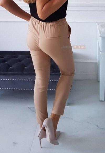Spodnie DEEPS beżowe 1