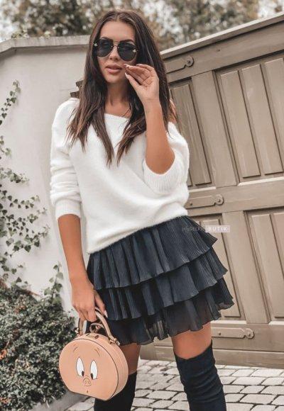 Sweter CARLA ecru 1