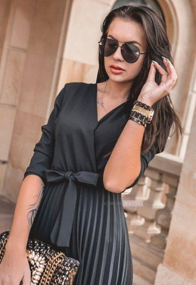 Sukienka VIVIENNE czarna