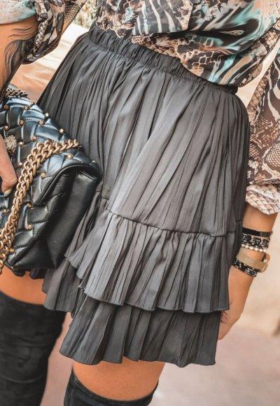 Spódnica LOU czarna