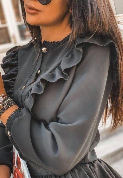 Bluzka MONACO black