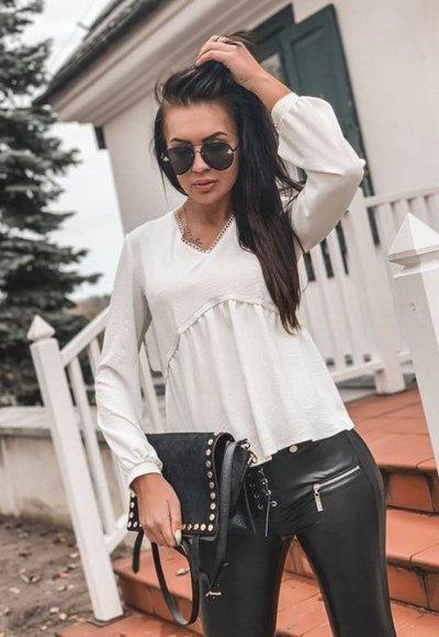 Bluzka JETS white