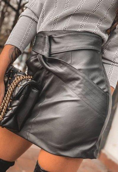 Spódnica PARIS czarna