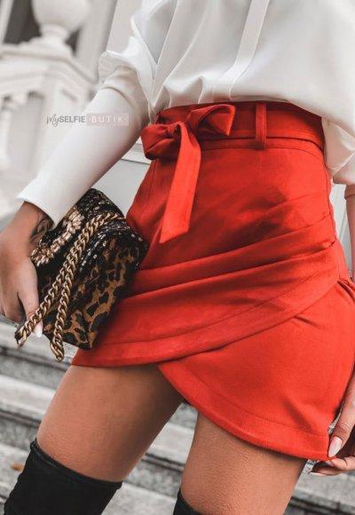 Spódnica KIMM czerwona