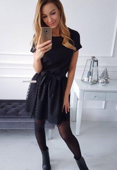Sukienka SOHO black