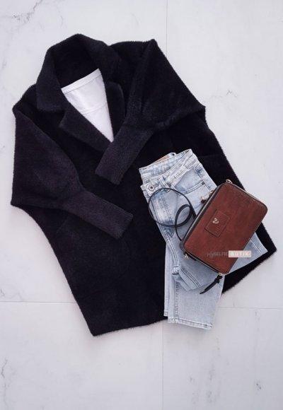 Płaszcz ALPAKA black