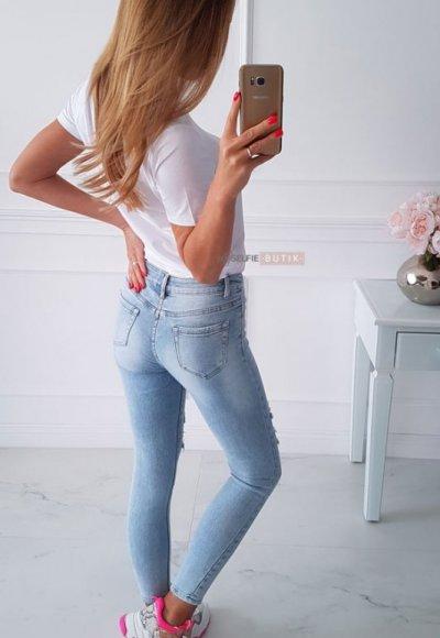 Spodnie MADRID jeans 1