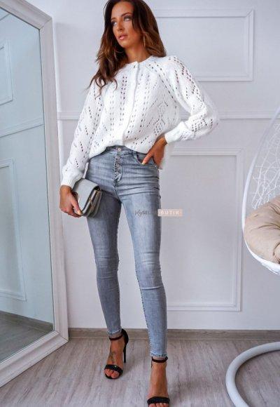 Spodnie REDIAL grey jeans