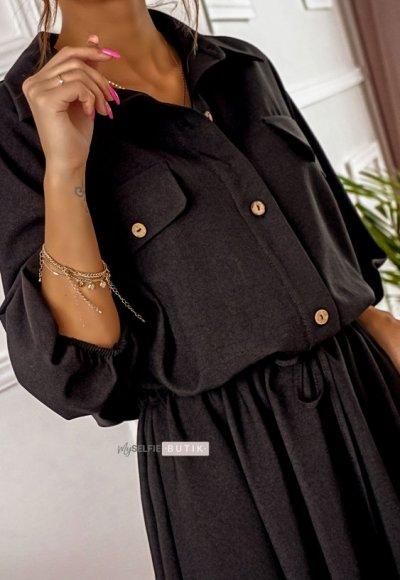 Sukienka MILU black 1