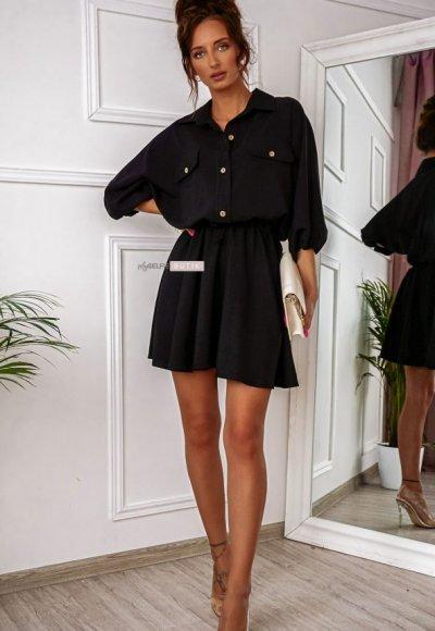 Sukienka MILU black 2