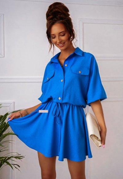 Sukienka MILU blue