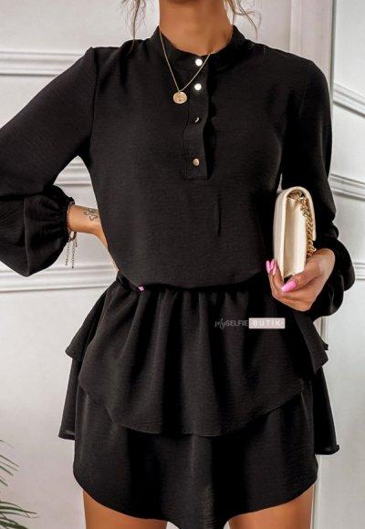 Sukienka VIOLETT black