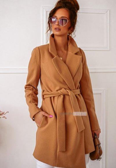 Płaszcz DENVER camel