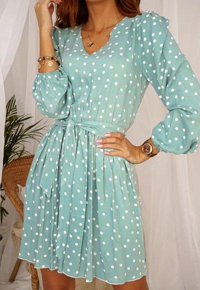 Sukienka DELICATE dots