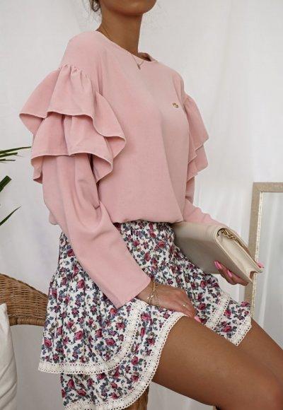 Bluzka MOKO różowa