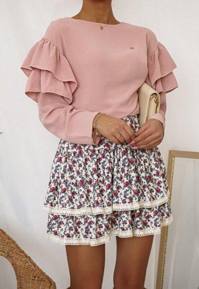 Bluzka MOKO różowa 1