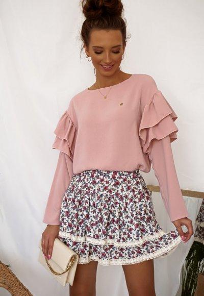Bluzka MOKO różowa 2