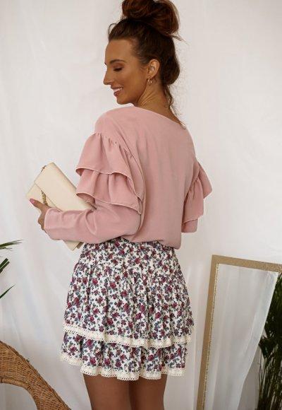 Bluzka MOKO różowa 4