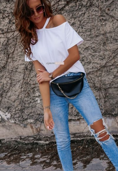 T-shirt NY white