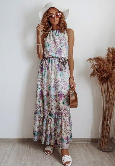 Sukienka LORE tropic