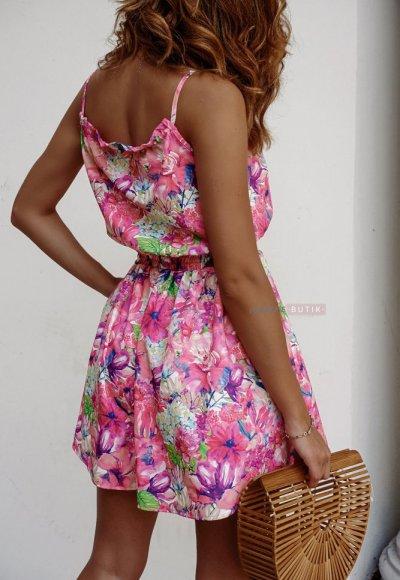 Sukienka HAVANA rose 1
