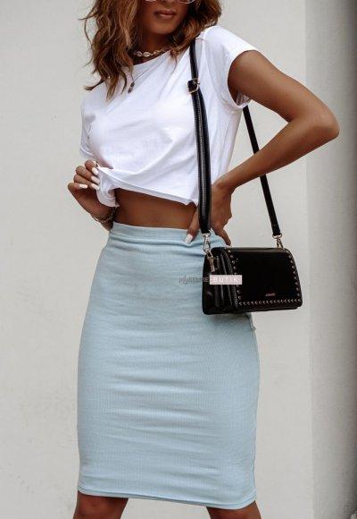 Spódnica CANDY błękit