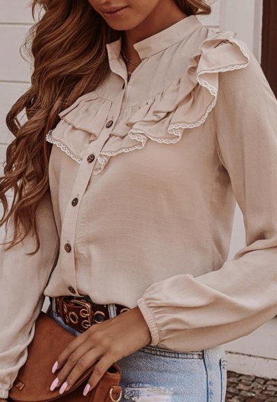 Bluzka MONACO beige