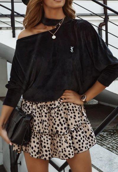 Bluza HONEY czarna